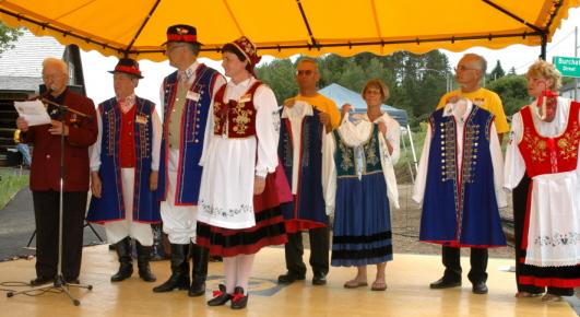 Polish Costume
